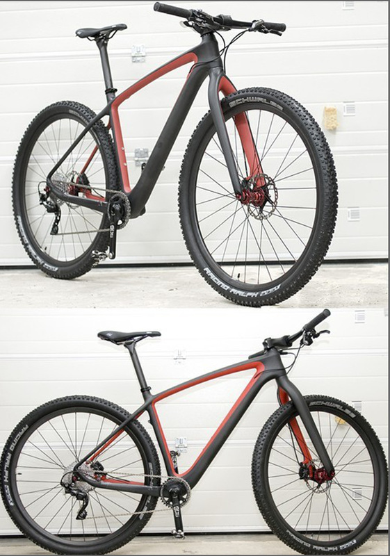 Chinese Carbon 29er - Why Build A \